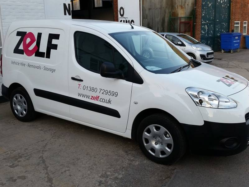 Small/Combi vans Car Hire Deals