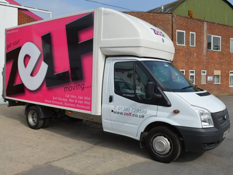 Luton Tail Lift Car Hire Deals