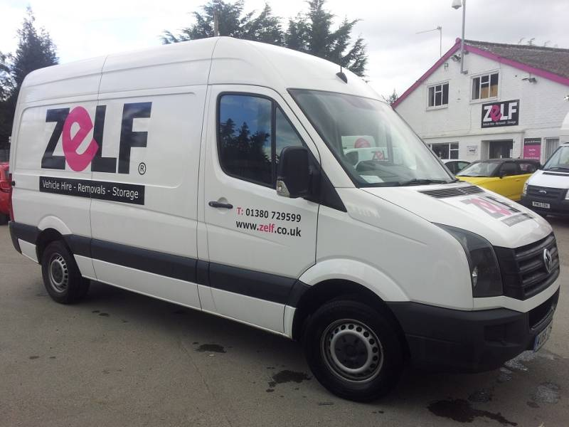 Large vans Car Hire Deals